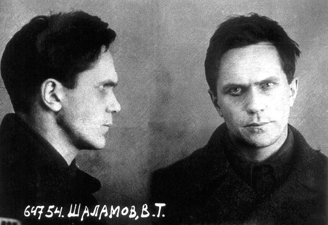 Выдающийся вологодский писатель, марксист и диссидент В.Т.Шаламов