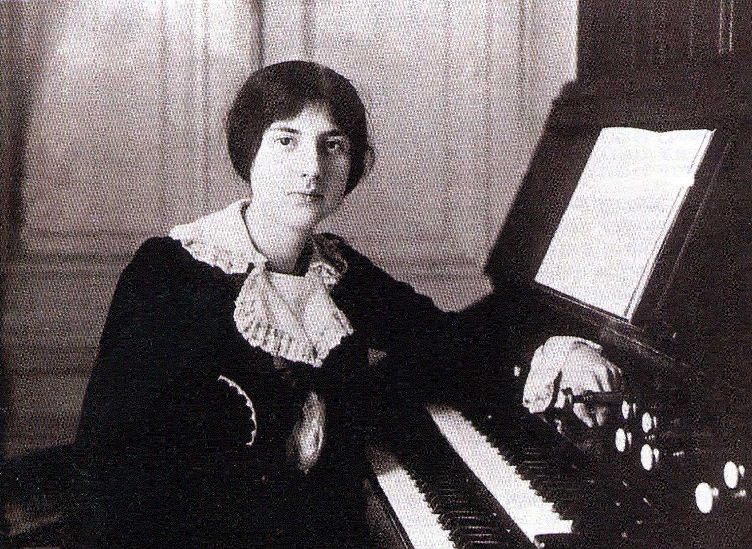 Лили Буланже (1893—1918)