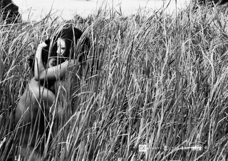 <i>«Кривая дорожка любви» (Тацуми Кумасиро), 1973</i>