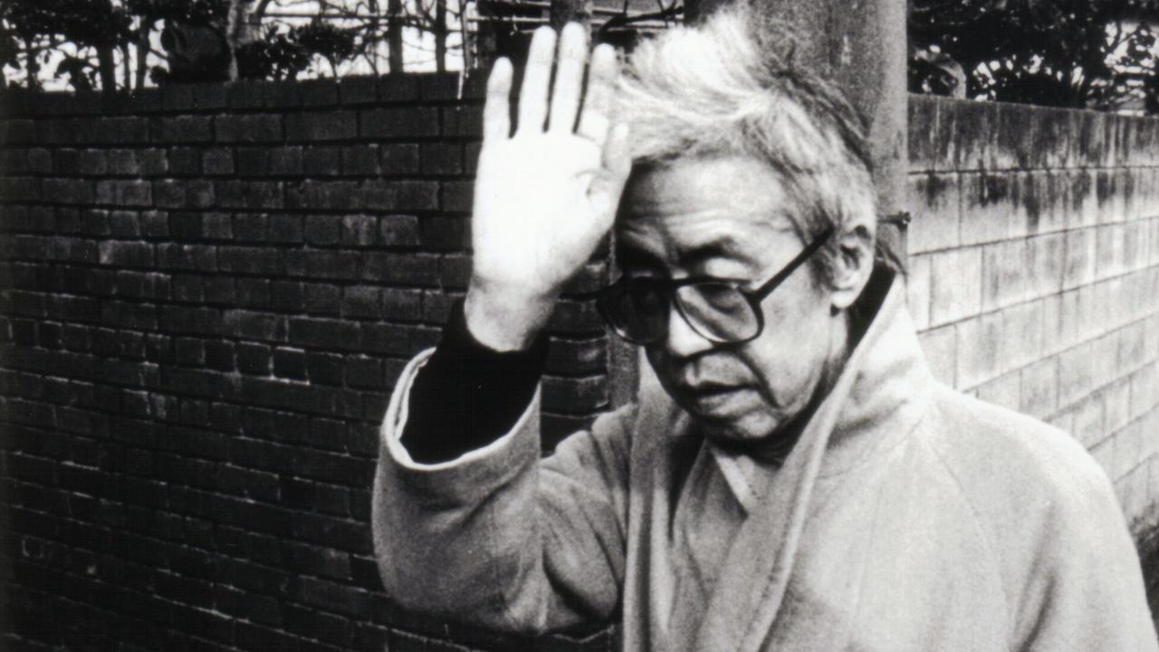Мицухару Иноуэ. Кадр из фильма «Посвященная жизнь» (1994)