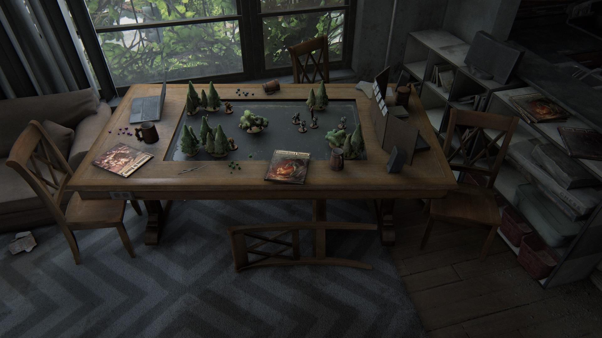 Скриншот из The Last of Us, Part II