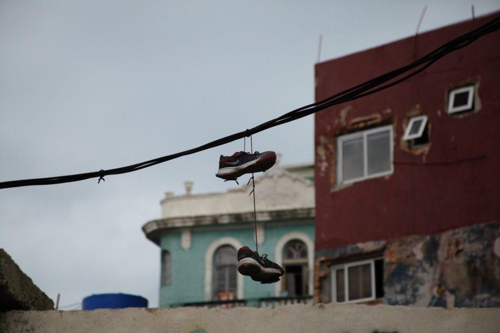 Где-то в Гаване. Фото автора