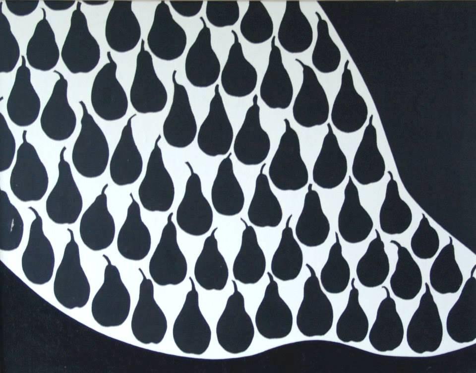 Зинаида Рубан, «Груша», 2002.