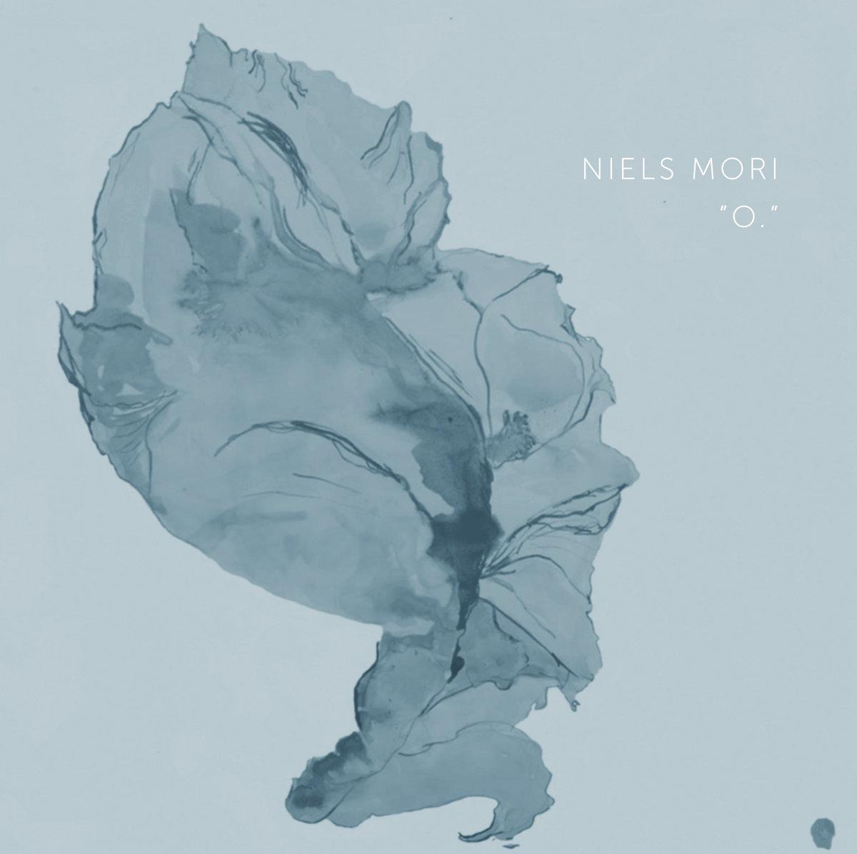 """Нильс Мори. Альбом """"О."""" – обложка диска"""