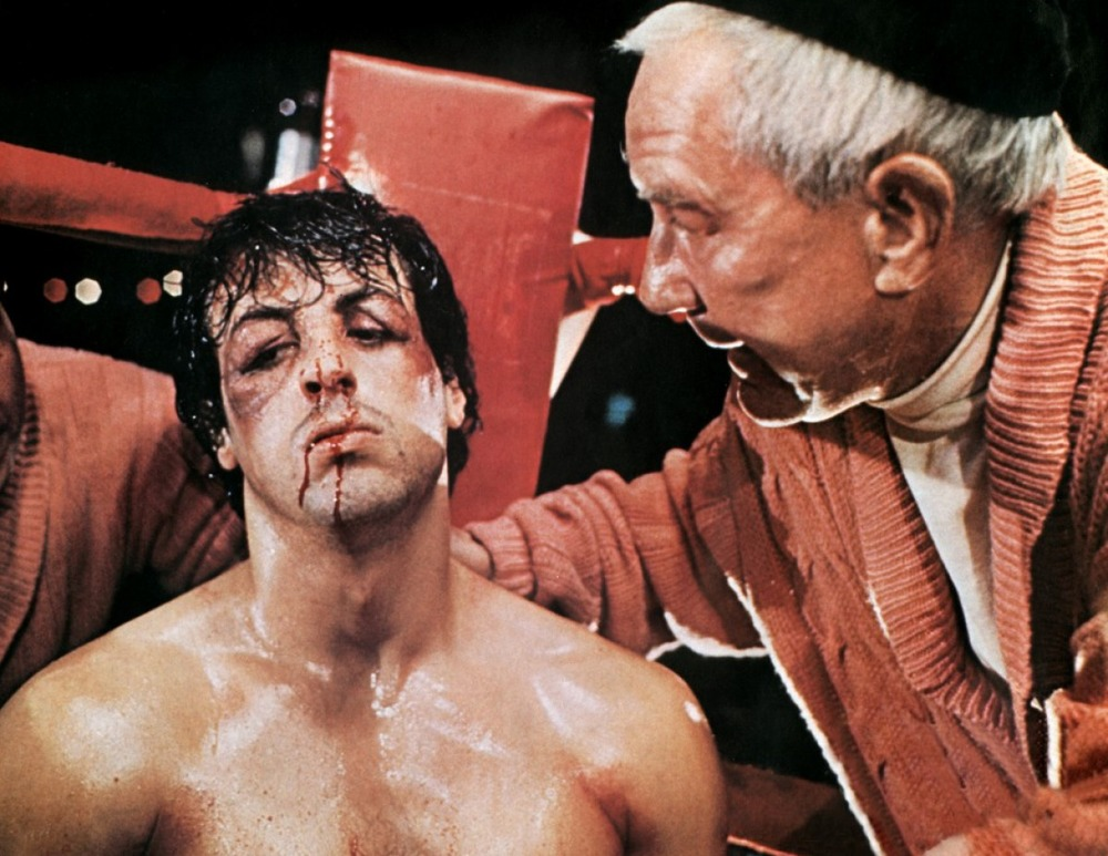 Кадр из фильма «Рокки» 1976 года