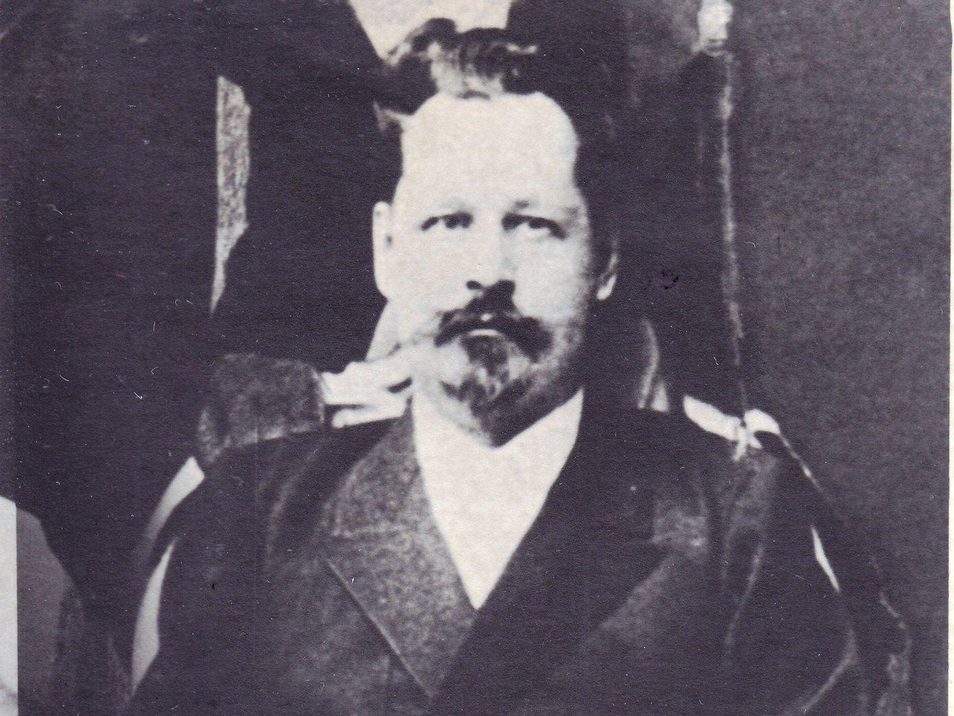 Иллиодор Хворинов, архитектор здания театра