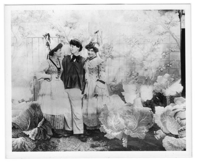Алис Ги-Блаше в фильме «Первоклассная акушерка» (1902)