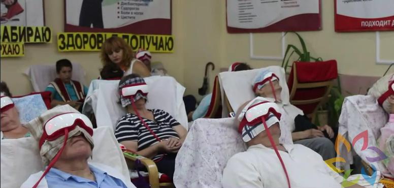 <b><a>Заняття на оздоровчому обладнанні NovuMedical</a></b>