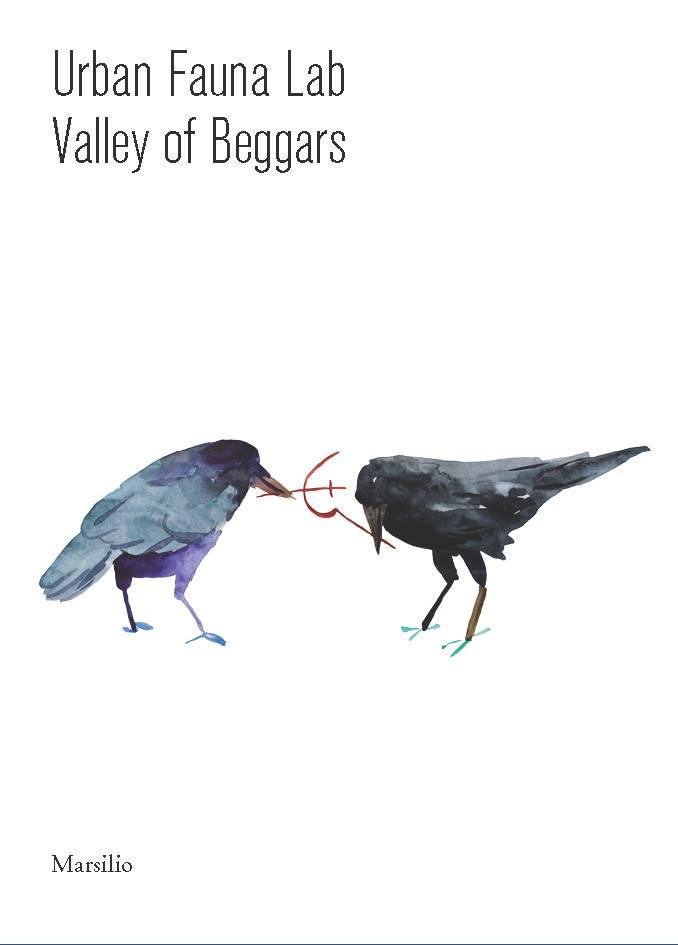 V-A-C press и Marsilio Editori выпустили книгу «Лаборатория городской фауны. Долина попрошаек», созданную совместно с худ