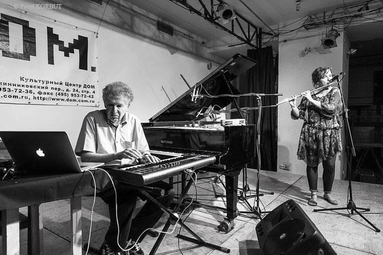 Культурный Центр ДОМ, июнь 2013(фото – Павел Корбут)