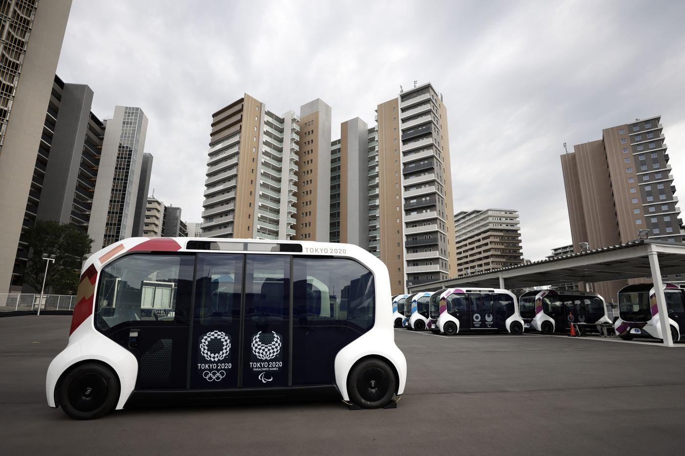 e-Palette - надежда и может быть когда-нибудь гордость городского общественного транспорта