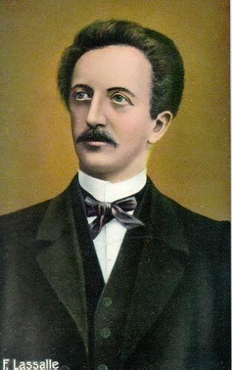 Фердинанд Лассаль