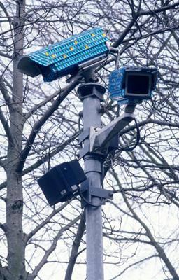 Камеры наблюдения, оформленные Джилл Маргид