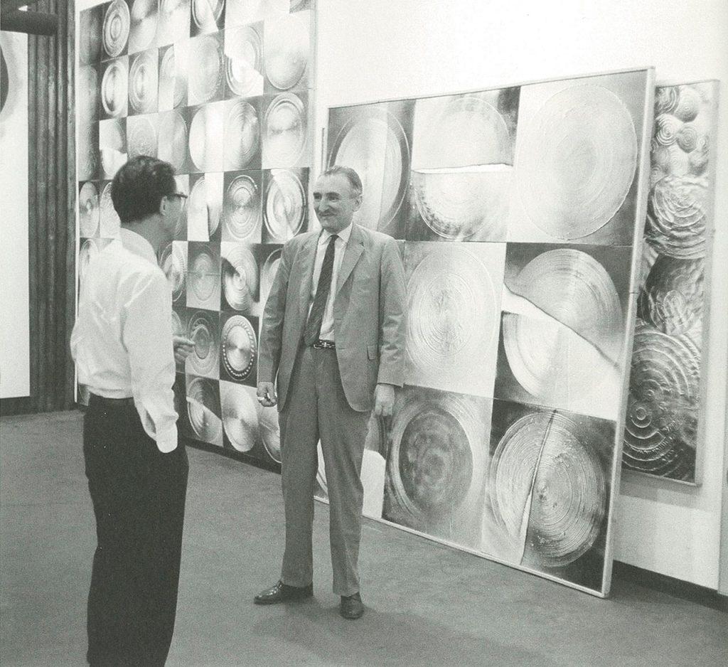 15-ая выставка искусства Гутай, Пинакотека Гутай, Осака. 1965 год. Courtesy:https://tinyurl.com/rs8kcsj