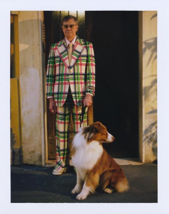 Гас Ван Сент и пес