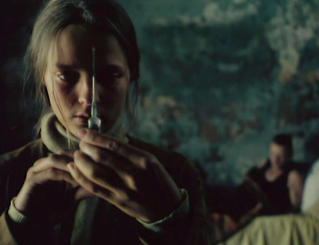 кадр из фильма «Упырь» (1997)
