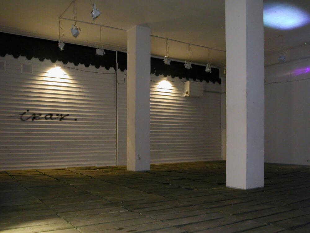 Urangst, 2003. Галерея XL, Москва. Источник: irinakorina.com