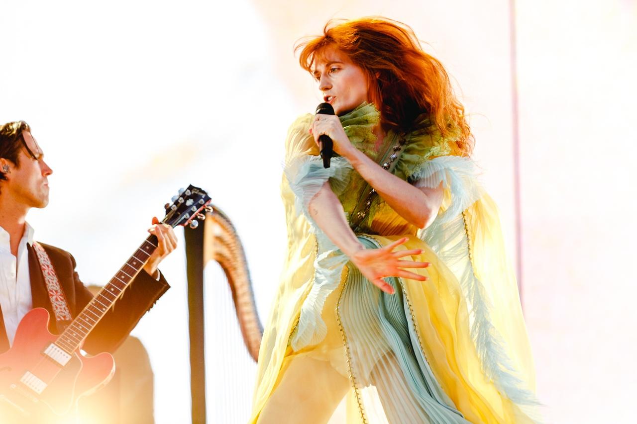 Florence + The Machine на British Summer Time, Лондон, Великобритания, 13 июля 2019 года