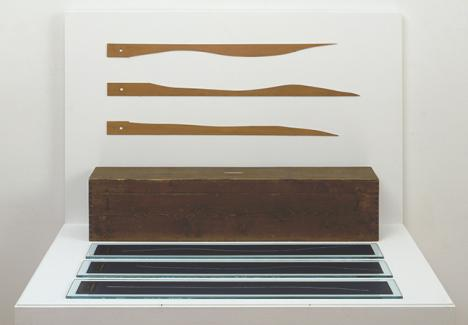 Marcel Duchamp. 3 stoppages étalon