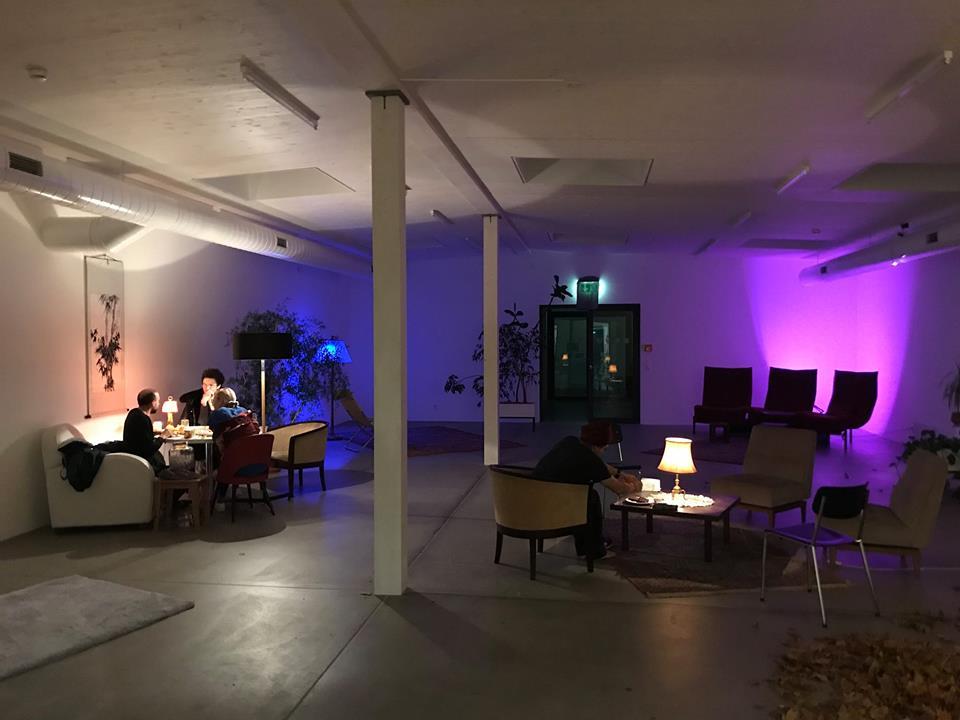 Salon of Idleness в Базеле, 2018 // Фото: Иван Исаев