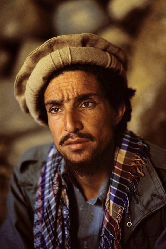 Полевой командир Ахмад Шах Масуд, Афганистан |1985 Реза Дегати