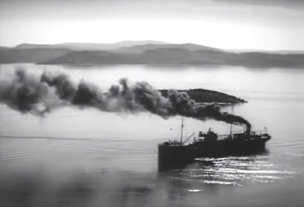 «Неистовый» в Баренцевом море