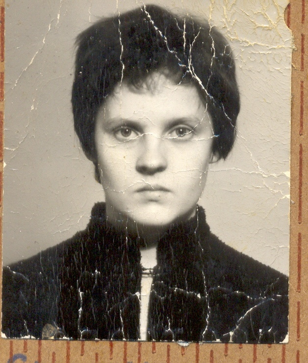 Юлия Матонина. Фото предоставлено Василием Матониным.