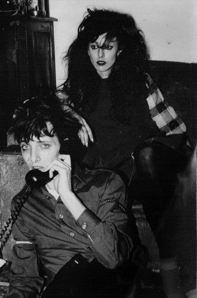 Анджела и Роуланд Хоуварды, ок.1977 г.