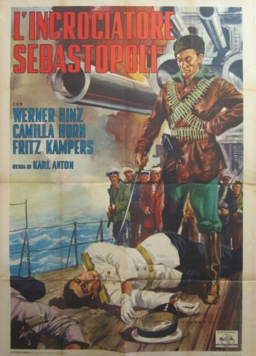 Постер к фильму«Броненосец Потёмкин. Белые рабы» (1937)