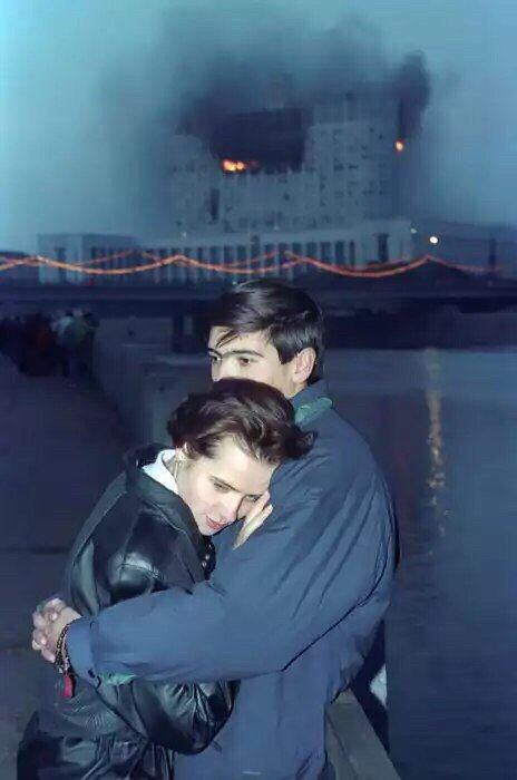 4 октября 1993, Москва