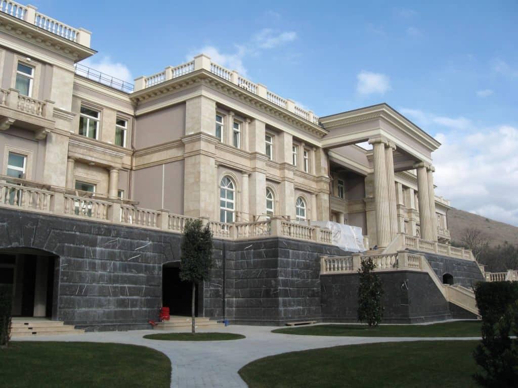 Дворец в Геленджике © putin-itogi.ru