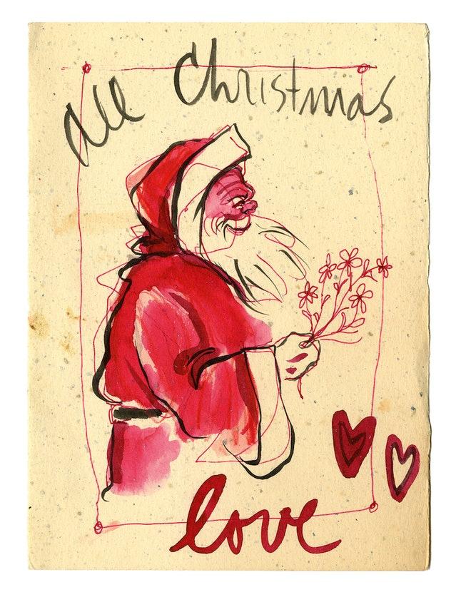 Рождественские пожелания от Орсона Уэллса