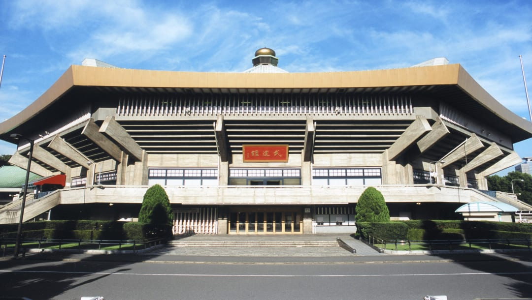 Арена боевых искусств Ниппон Будокан