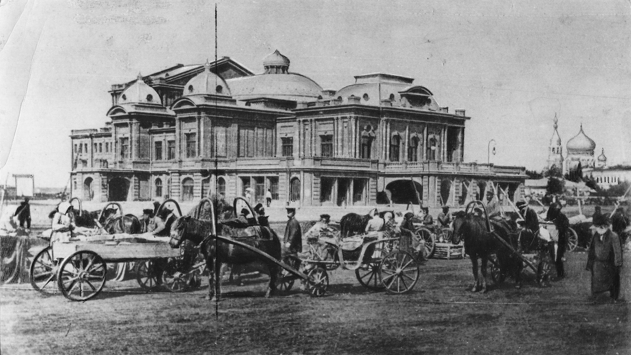 Городской театр, 1905 г.