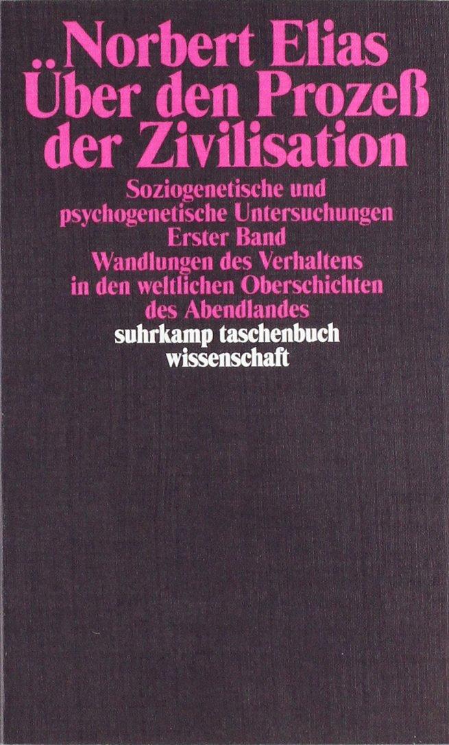 <i>Немецкое издание О процессе цивилизации, 1969 год</i>