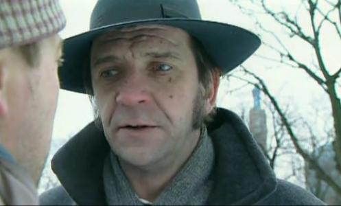 Николай Судник в «Убойной силе». 2000 г.