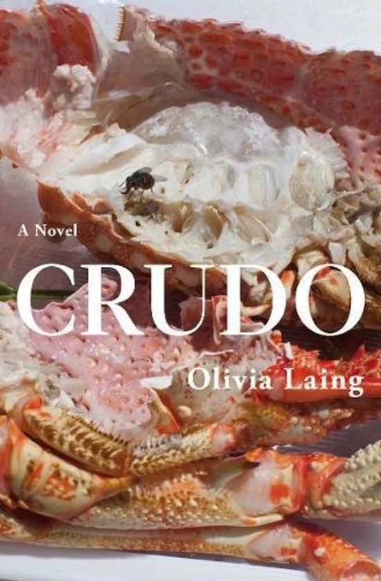 Обложка «Crudo»