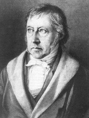 Георг Гегель
