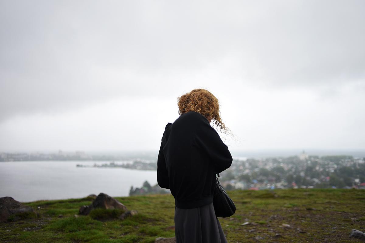 Поездка в Сысерть в рамках маршрутов биеннале. Фото: Ксения Попова