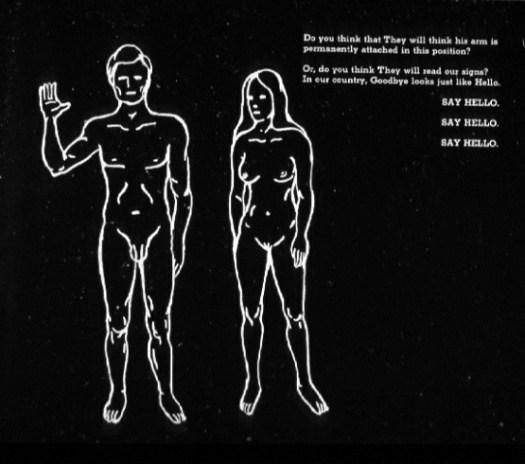 Лори Андернсон. Амениканцы в движении, 1979