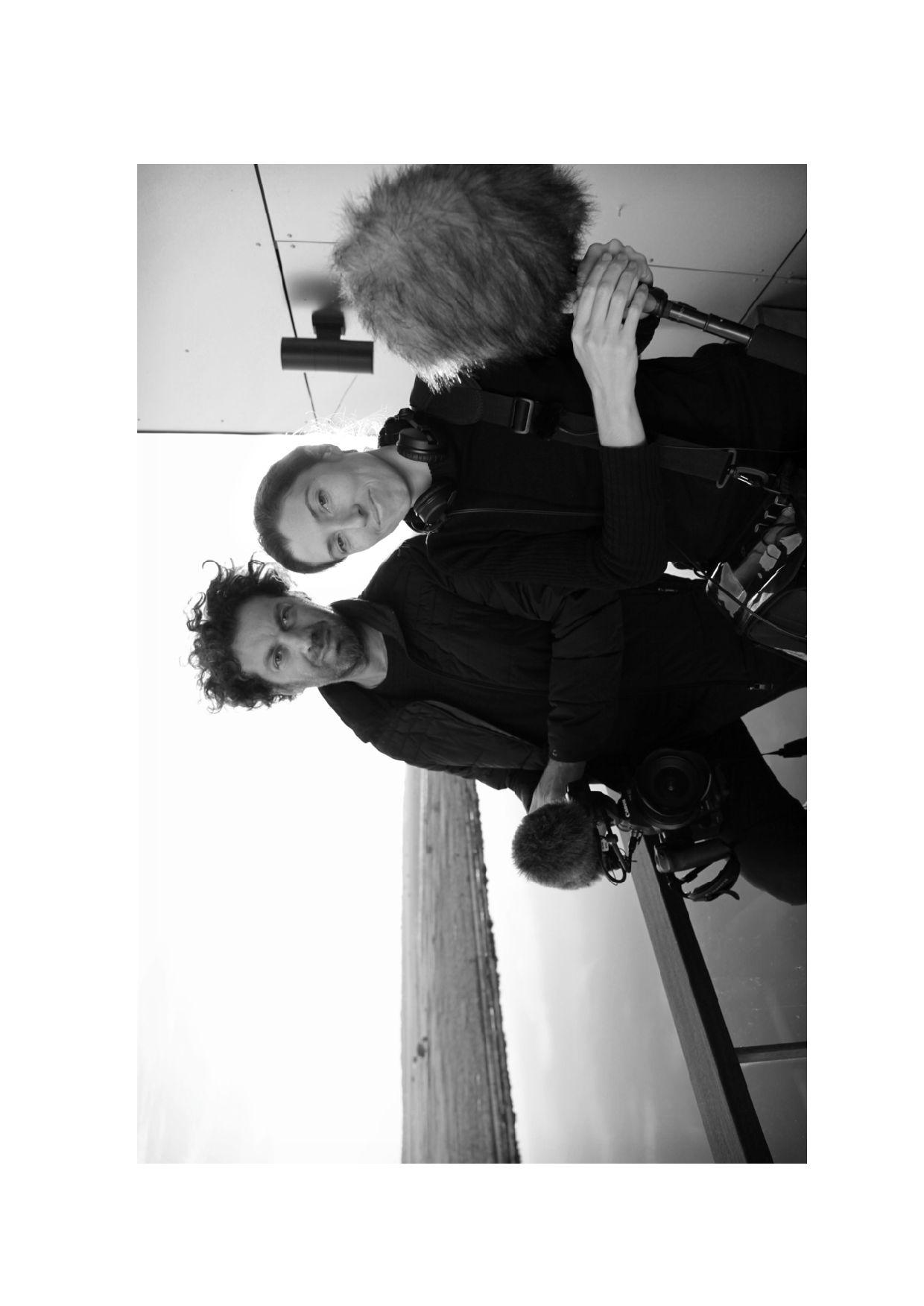 Ила Бека и Луиз Лемуан. Courtesy: Héloîse Lalanne