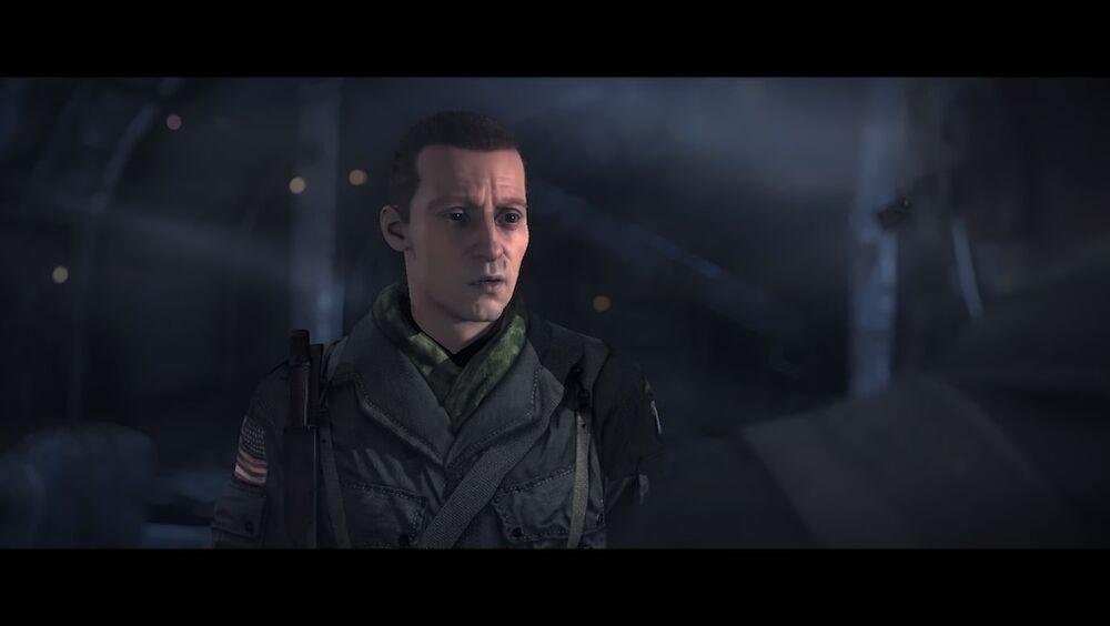 "Прендергаст из ""Wolfenstein: The New Order"""