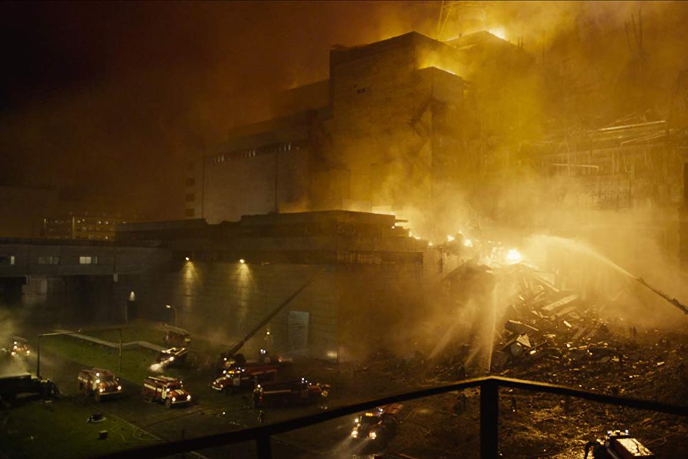 """Кадр из сериала """"Чернобыль"""", НВО - Sky, 2019"""