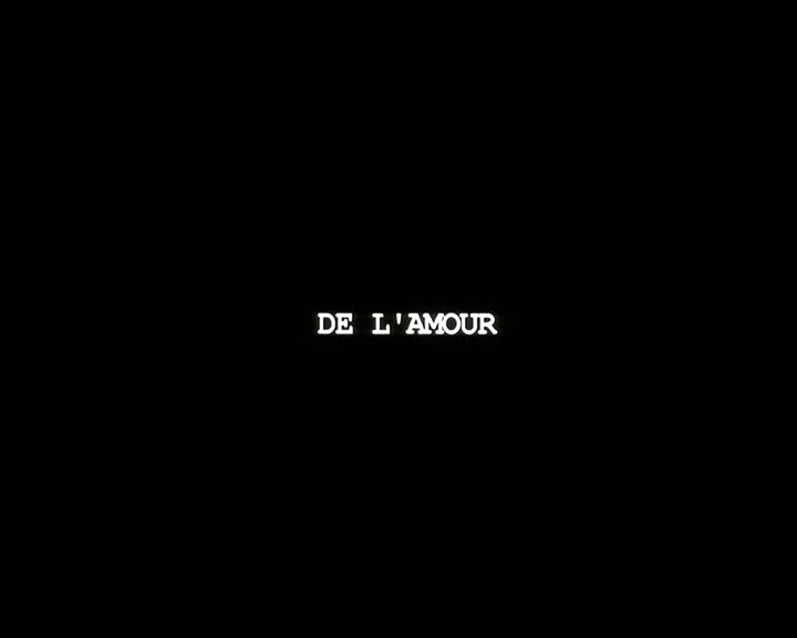 «Хвала любви» (2001), реж. Жан-Люк Годар