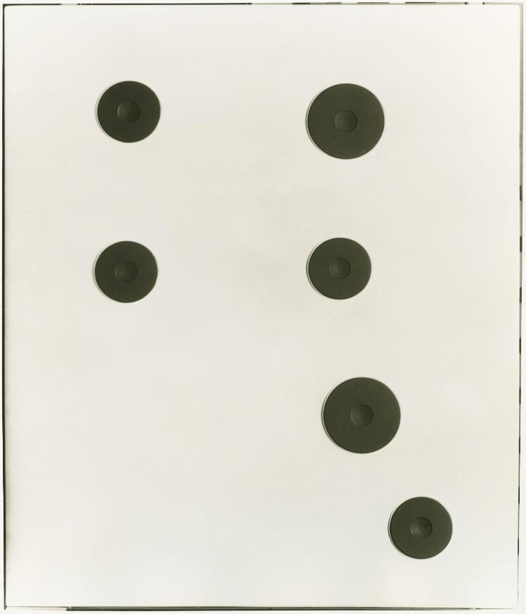 Розмари Трокель. «Без названия», 1991.