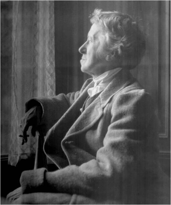 """Андре Науфлард""""Портрет Вернон Ли"""" (приблизительно около 1924)"""