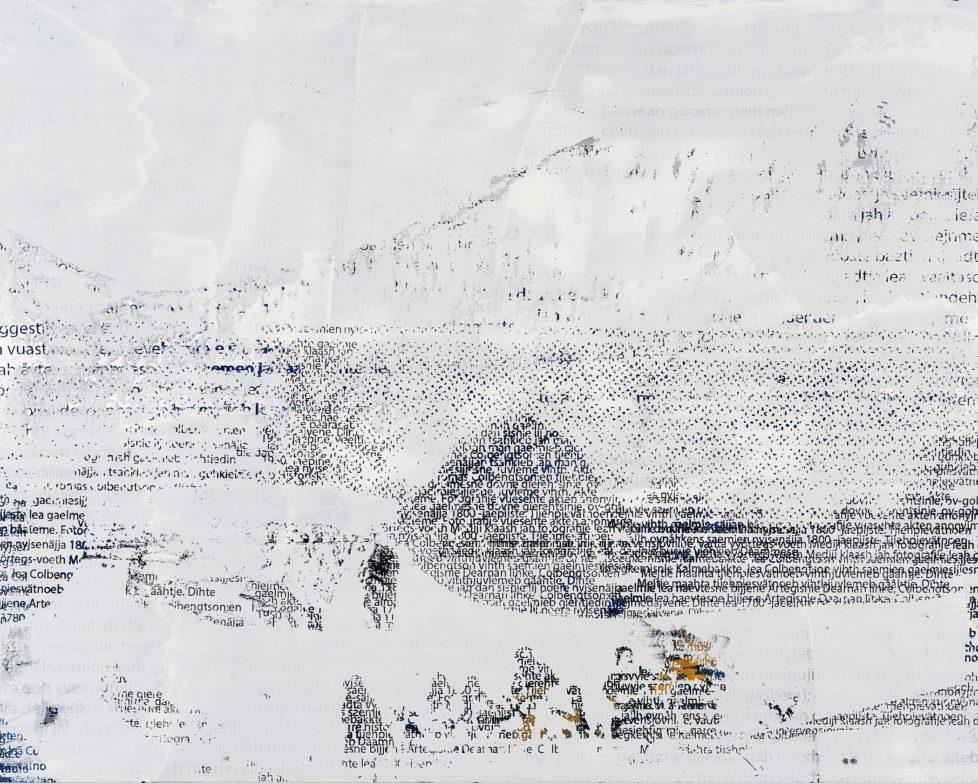 <i>Tomas Colbengtson, Årielsæmie giela, South sæmie language, 2019</i>