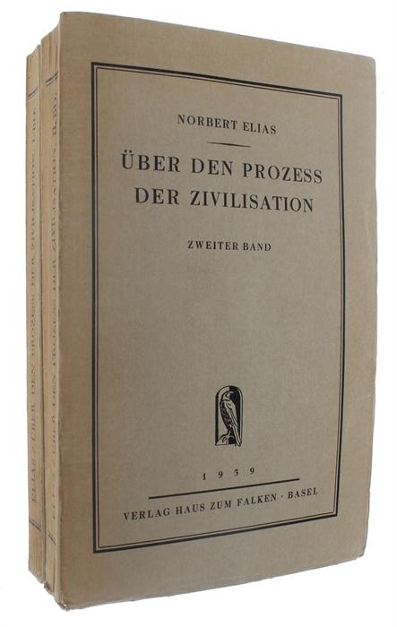 <i>Первое издание О процессе цивилизации, 1939 год</i>