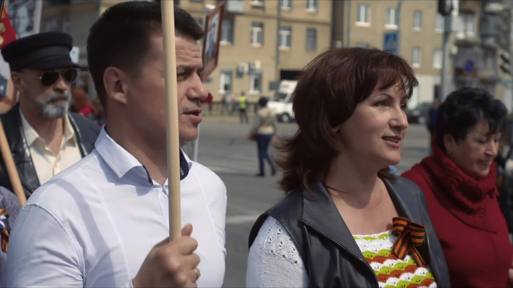 Кадр из фильма «Комбинат»