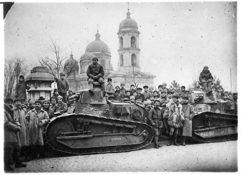 Одесса, 1920 год